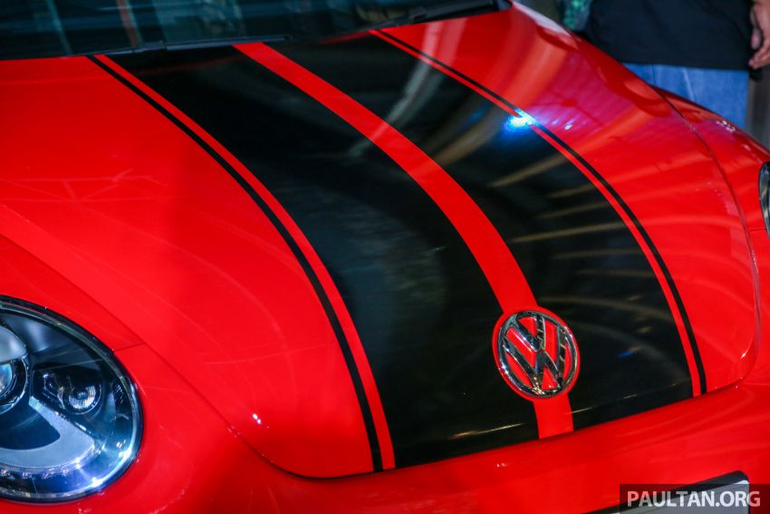 VW Beetle Collector's Edition in Malaysia – RM164k Image #984617