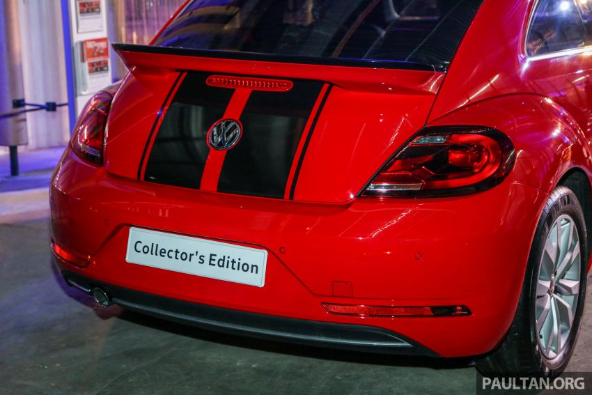VW Beetle Collector's Edition in Malaysia – RM164k Image #984618