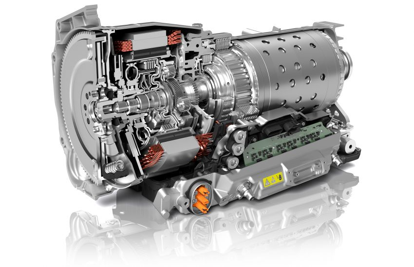 Fiat Chrysler Automobiles makes second-largest order for next-gen eight-speed autos; electric drive-prepared Image #990822