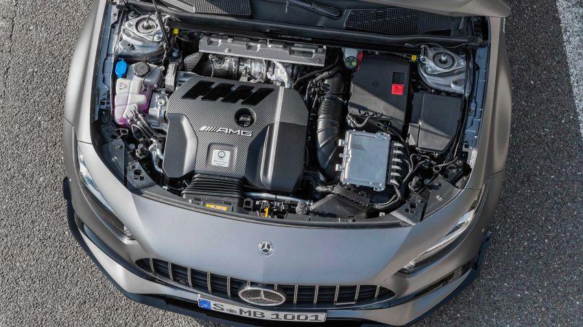 Mercedes-AMG A45  S muncul di Goodwood – 2.0L turbo, 421 PS/500 Nm, 0-100 km/j 3.9 saat, boleh drift! Image #981716