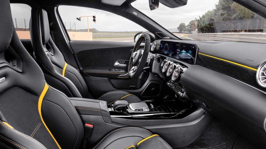 Mercedes-AMG A45  S muncul di Goodwood – 2.0L turbo, 421 PS/500 Nm, 0-100 km/j 3.9 saat, boleh drift! Image #981715