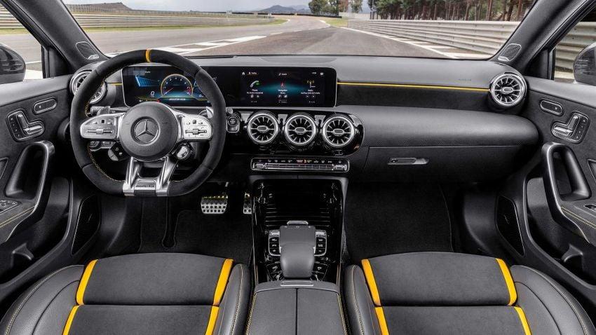Mercedes-AMG A45  S muncul di Goodwood – 2.0L turbo, 421 PS/500 Nm, 0-100 km/j 3.9 saat, boleh drift! Image #981713