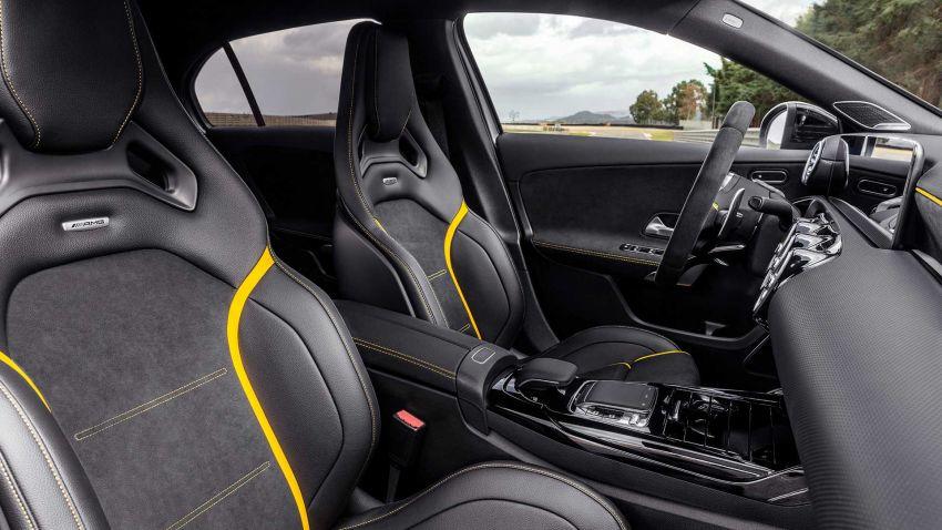 Mercedes-AMG A45  S muncul di Goodwood – 2.0L turbo, 421 PS/500 Nm, 0-100 km/j 3.9 saat, boleh drift! Image #981712