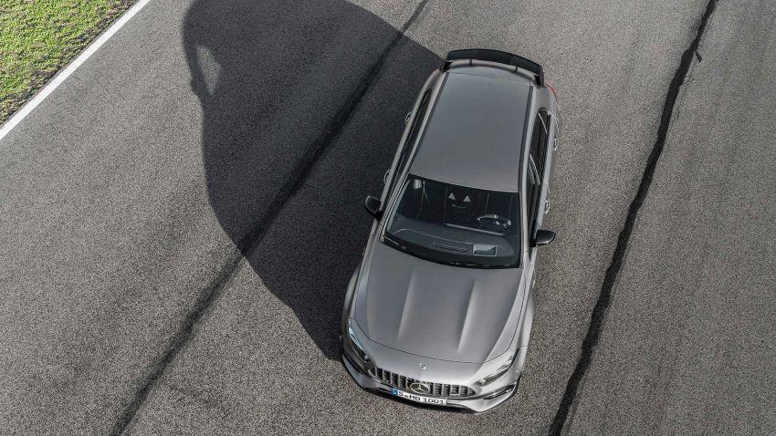Mercedes-AMG A45  S muncul di Goodwood – 2.0L turbo, 421 PS/500 Nm, 0-100 km/j 3.9 saat, boleh drift! Image #981707
