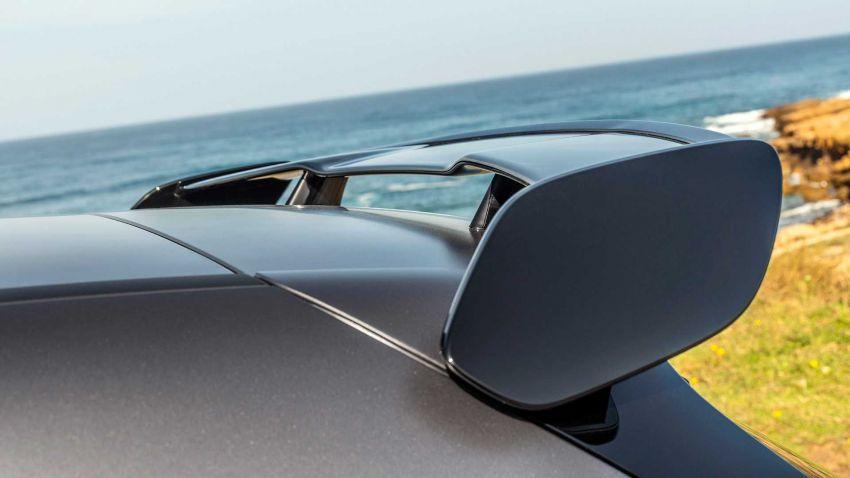 Mercedes-AMG A45  S muncul di Goodwood – 2.0L turbo, 421 PS/500 Nm, 0-100 km/j 3.9 saat, boleh drift! Image #981694