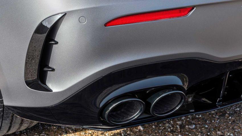 Mercedes-AMG A45  S muncul di Goodwood – 2.0L turbo, 421 PS/500 Nm, 0-100 km/j 3.9 saat, boleh drift! Image #981692