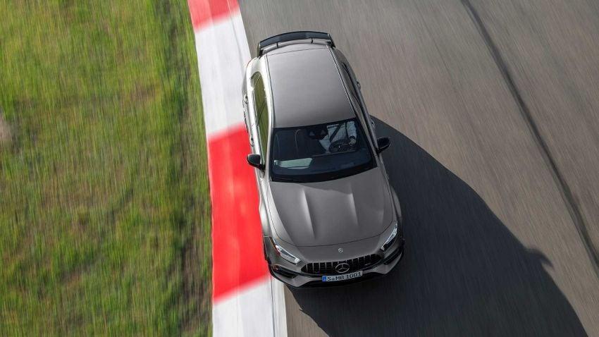 Mercedes-AMG A45  S muncul di Goodwood – 2.0L turbo, 421 PS/500 Nm, 0-100 km/j 3.9 saat, boleh drift! Image #981718