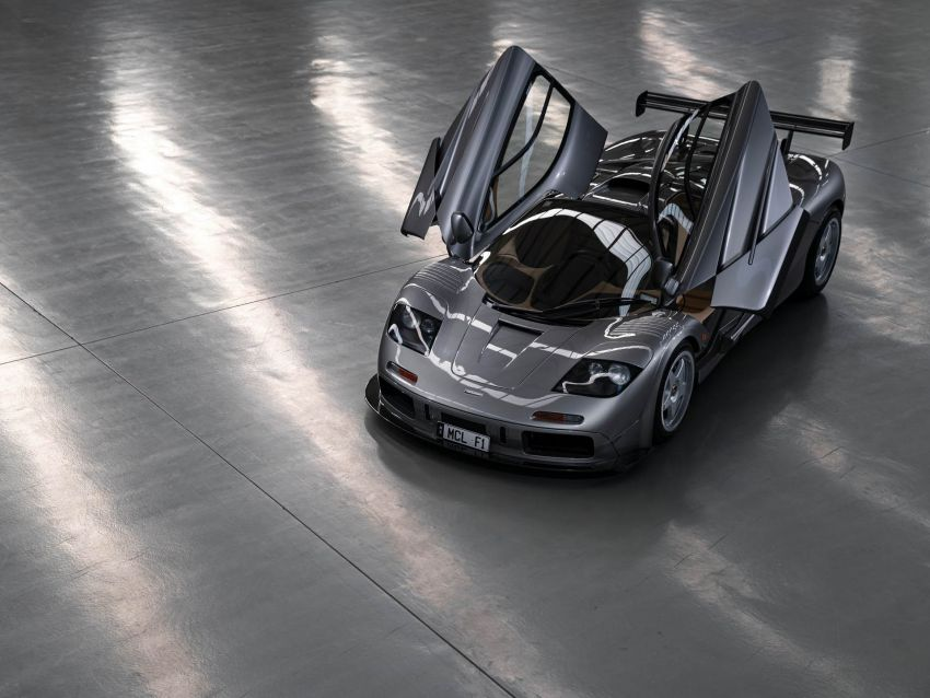 1994 McLaren F1 LM-Specification sold for US$19.805 million at RM Sotheby's auction – one of only two units Image #1003848