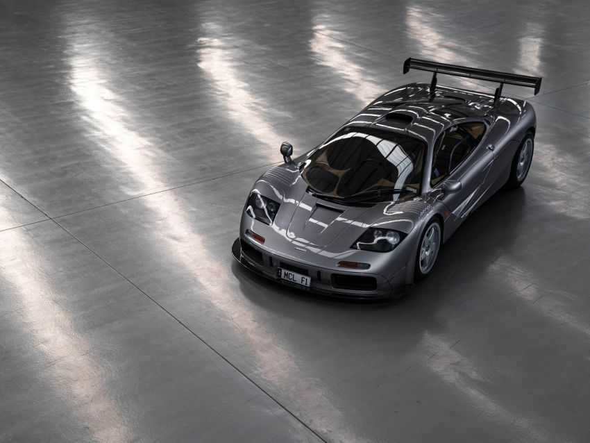 1994 McLaren F1 LM-Specification sold for US$19.805 million at RM Sotheby's auction – one of only two units Image #1003849
