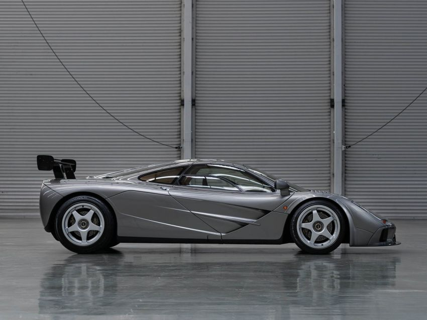 1994 McLaren F1 LM-Specification sold for US$19.805 million at RM Sotheby's auction – one of only two units Image #1003850