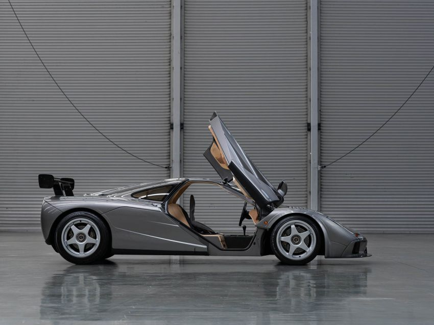1994 McLaren F1 LM-Specification sold for US$19.805 million at RM Sotheby's auction – one of only two units Image #1003851