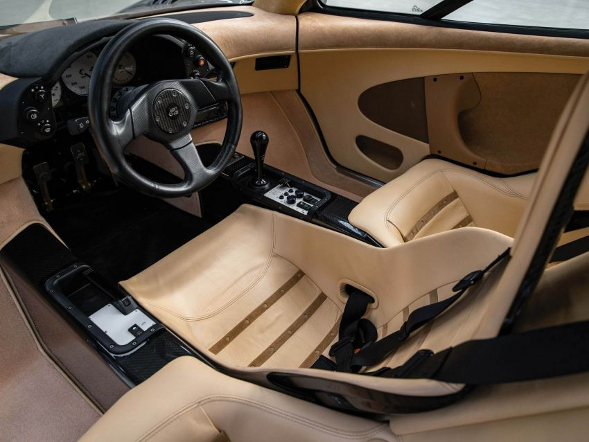 1994 McLaren F1 LM-Specification sold for US$19.805 million at RM Sotheby's auction – one of only two units Image #1003869