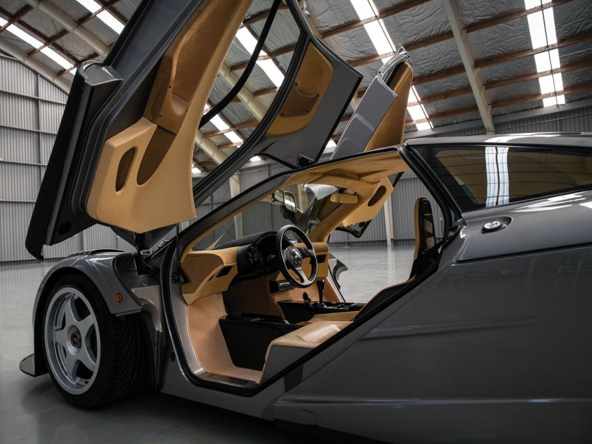 1994 McLaren F1 LM-Specification sold for US$19.805 million at RM Sotheby's auction – one of only two units Image #1003880