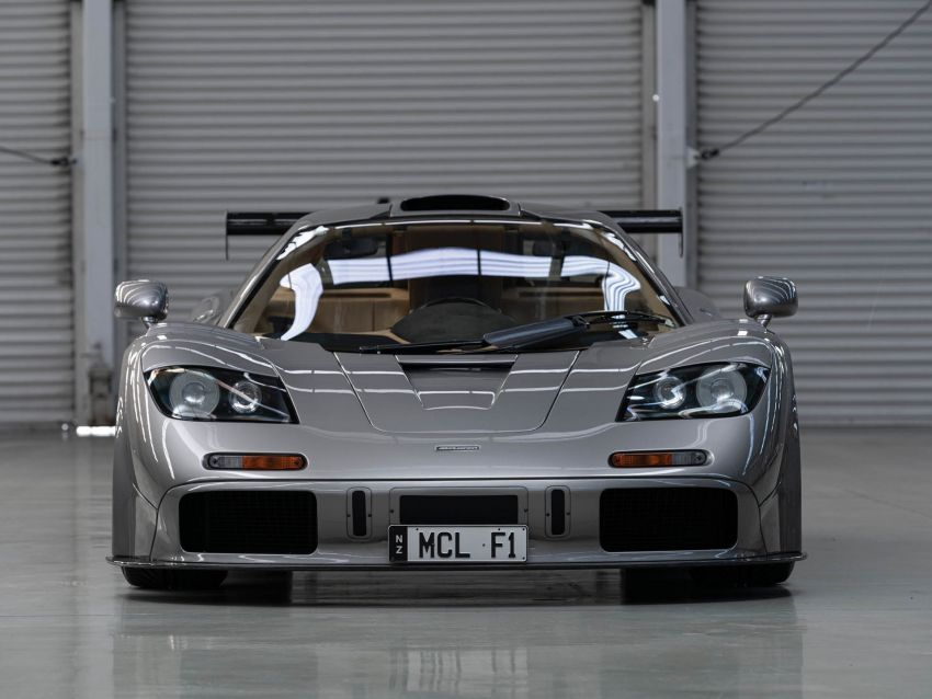 1994 McLaren F1 LM-Specification sold for US$19.805 million at RM Sotheby's auction – one of only two units Image #1003845