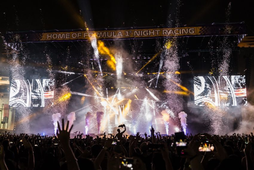 AD: 2019 Singapore Grand Prix re-ignites Marina Bay – enjoy F1 action and music stars with just one ticket! Image #1006369