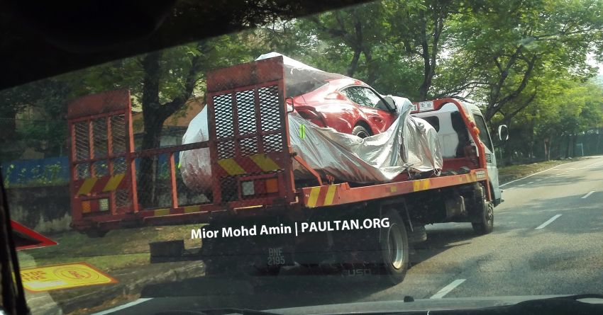 SPIED: A90 Toyota GR Supra spotted in Shah Alam! Image #999692