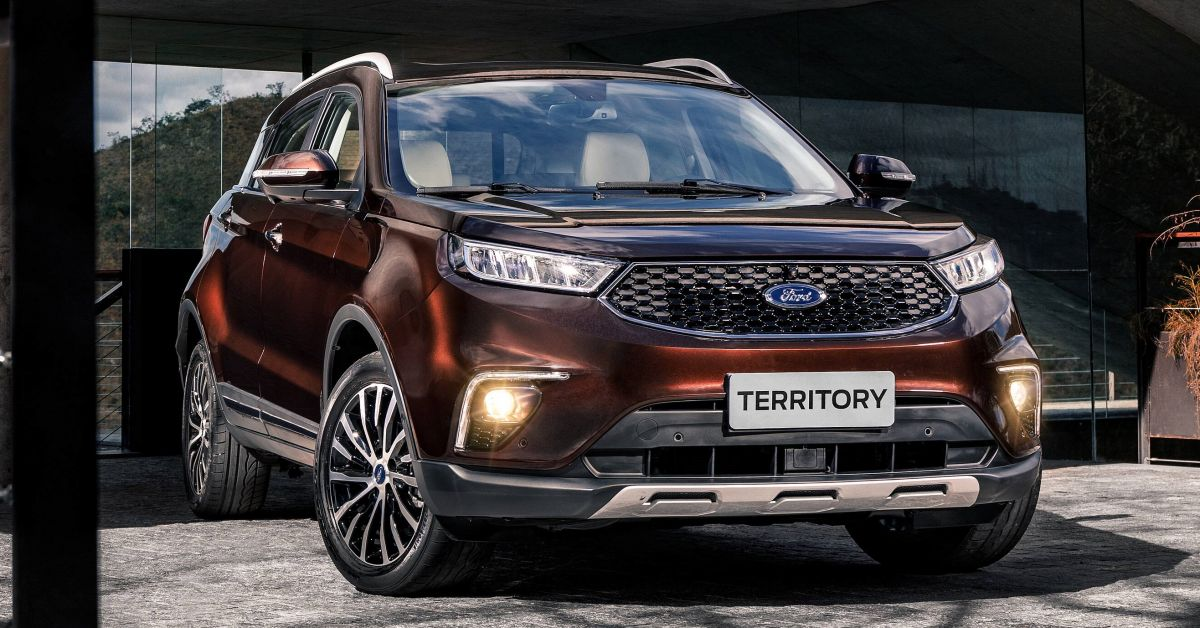 Ford Territory To Be Sold In Brazil Argentina In 2020