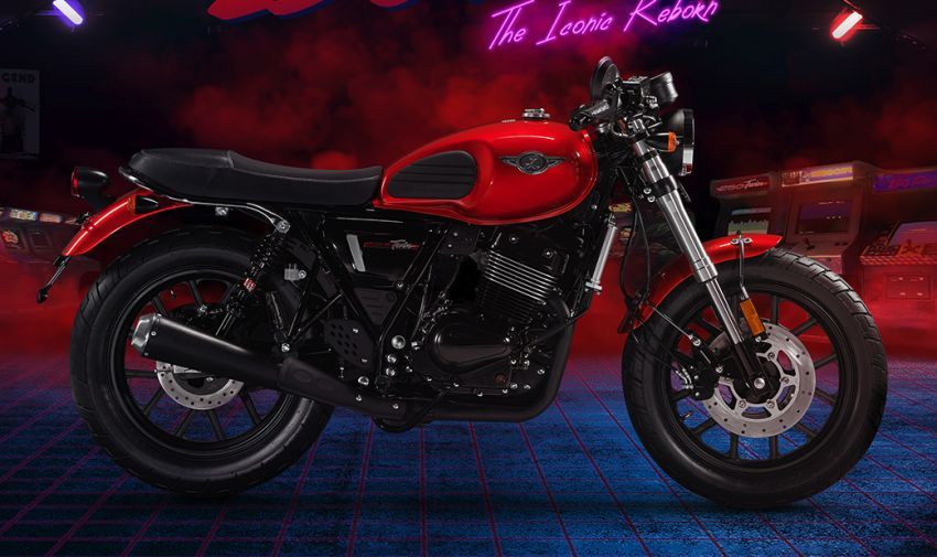 2019 GPX Racing Legend 250 Twin and Raptor 180 launched in Thailand – RM10,784 and RM8,071 Image #1004080
