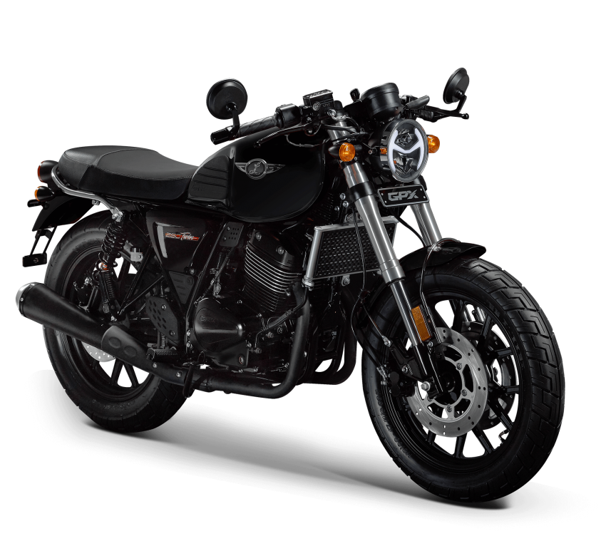2019 GPX Racing Legend 250 Twin and Raptor 180 launched in Thailand – RM10,784 and RM8,071 Image #1004039