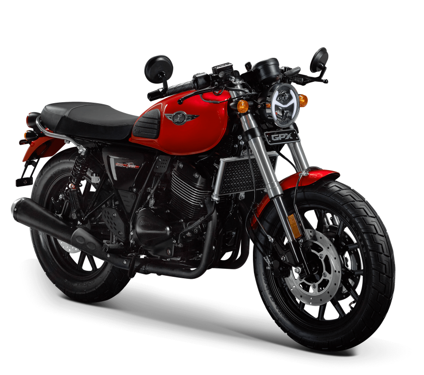 2019 GPX Racing Legend 250 Twin and Raptor 180 launched in Thailand – RM10,784 and RM8,071 Image #1004048