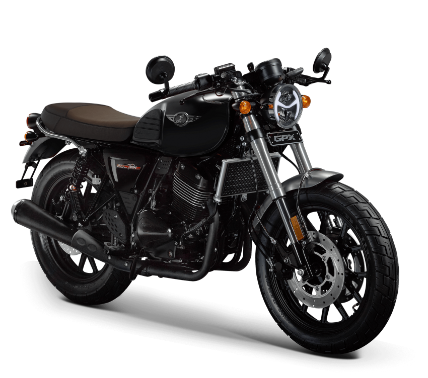 2019 GPX Racing Legend 250 Twin and Raptor 180 launched in Thailand – RM10,784 and RM8,071 Image #1004040