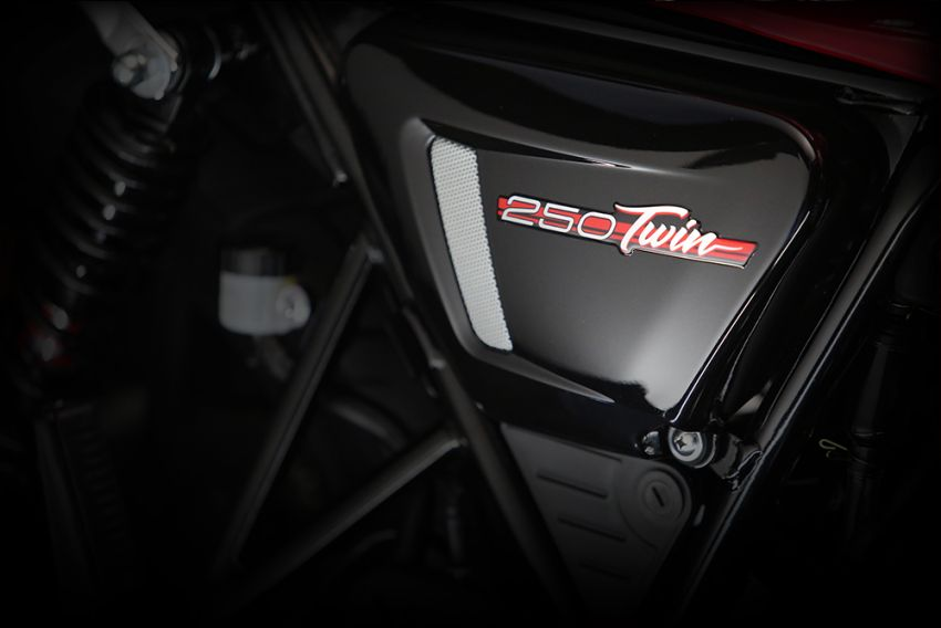 2019 GPX Racing Legend 250 Twin and Raptor 180 launched in Thailand – RM10,784 and RM8,071 Image #1004044