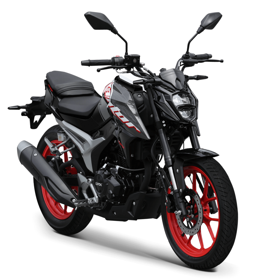 2019 GPX Racing Legend 250 Twin and Raptor 180 launched in Thailand – RM10,784 and RM8,071 Image #1004051