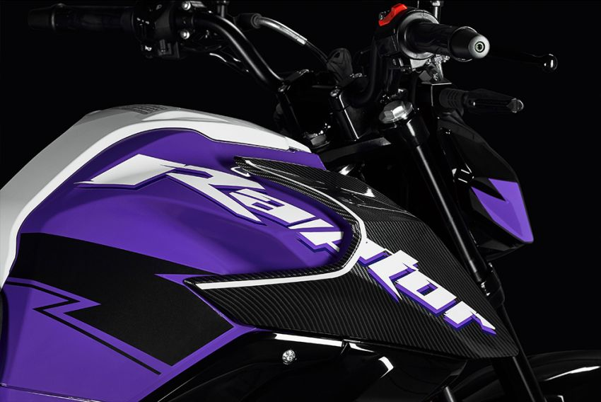 2019 GPX Racing Legend 250 Twin and Raptor 180 launched in Thailand – RM10,784 and RM8,071 Image #1004059