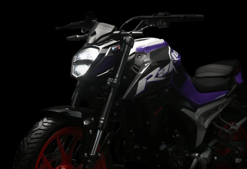 2019 GPX Racing Legend 250 Twin and Raptor 180 launched in Thailand – RM10,784 and RM8,071 Image #1004061
