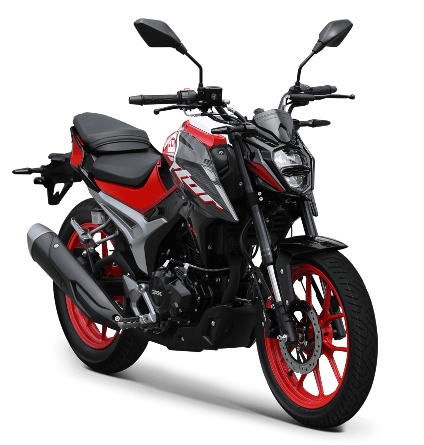 2019 GPX Racing Legend 250 Twin and Raptor 180 launched in Thailand – RM10,784 and RM8,071 Image #1004063