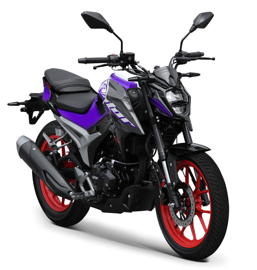 2019 GPX Racing Legend 250 Twin and Raptor 180 launched in Thailand – RM10,784 and RM8,071 Image #1004064