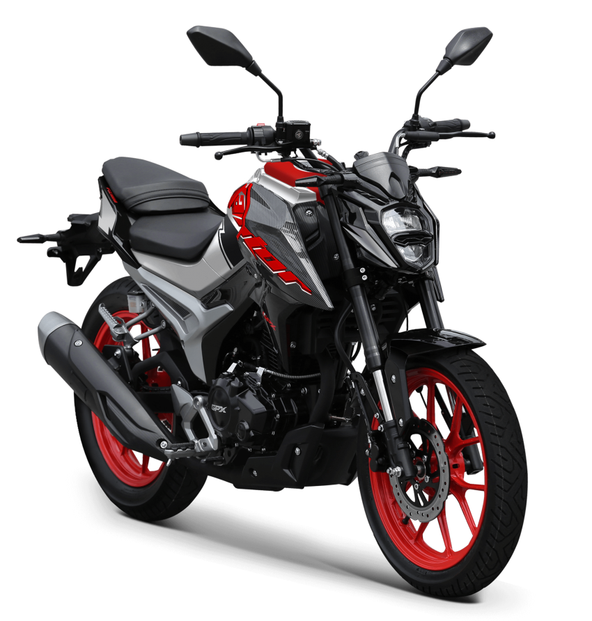 2019 GPX Racing Legend 250 Twin and Raptor 180 launched in Thailand – RM10,784 and RM8,071 Image #1004065
