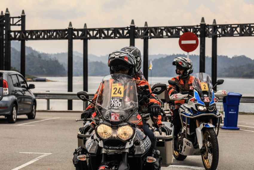 2019 GIVI Explorer: 2,500 km around Malaysia Image #1008148