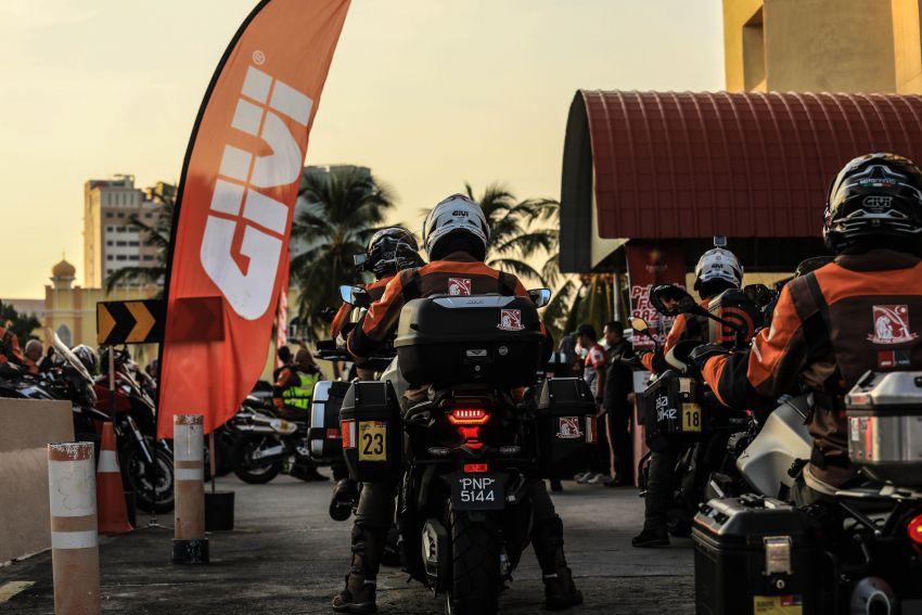 2019 GIVI Explorer: 2,500 km around Malaysia Image #1008152