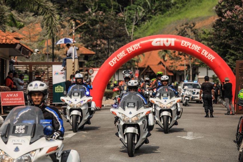 2019 GIVI Explorer: 2,500 km around Malaysia Image #1008163