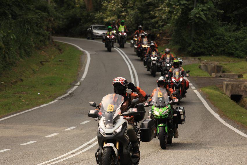 2019 GIVI Explorer: 2,500 km around Malaysia Image #1008169