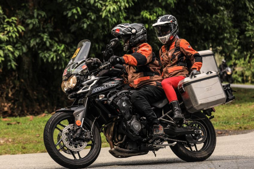 2019 GIVI Explorer: 2,500 km around Malaysia Image #1008171