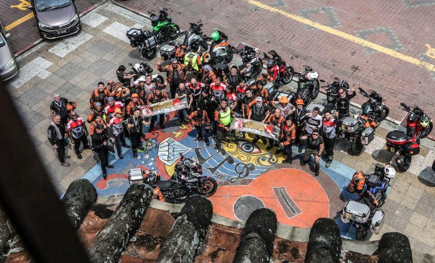2019 GIVI Explorer: 2,500 km around Malaysia Image #1008175