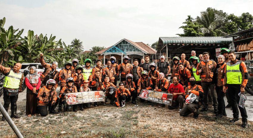 2019 GIVI Explorer: 2,500 km around Malaysia Image #1008180