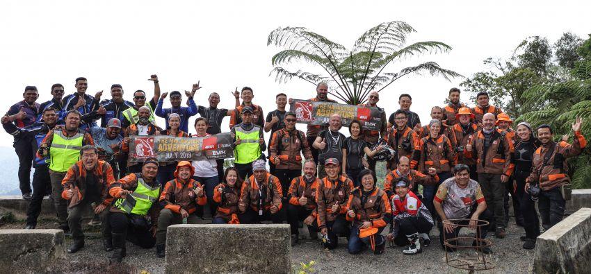 2019 GIVI Explorer: 2,500 km around Malaysia Image #1008183