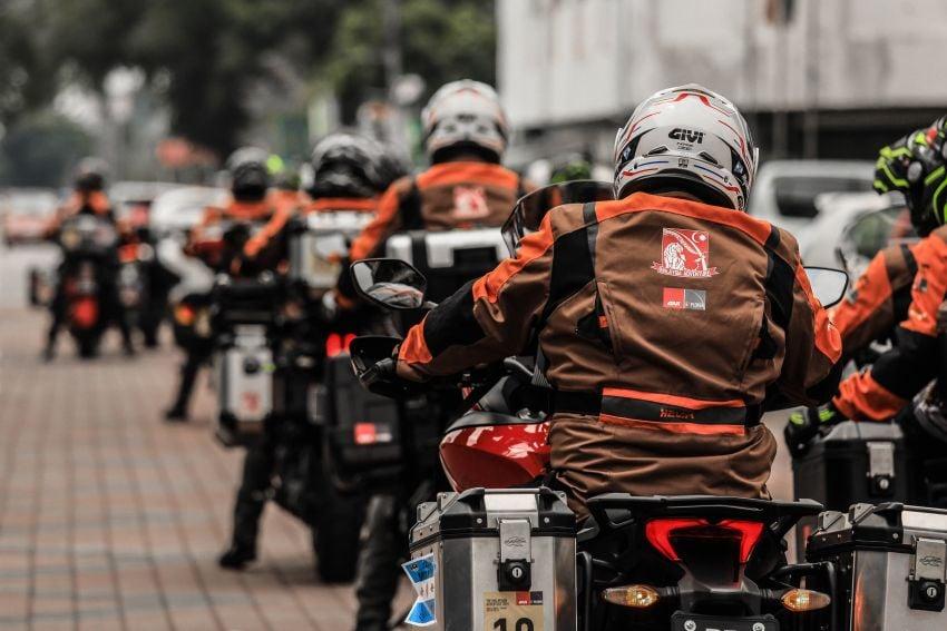 2019 GIVI Explorer: 2,500 km around Malaysia Image #1008134