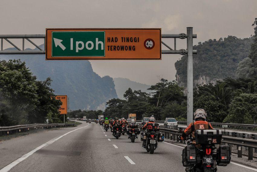 2019 GIVI Explorer: 2,500 km around Malaysia Image #1008139
