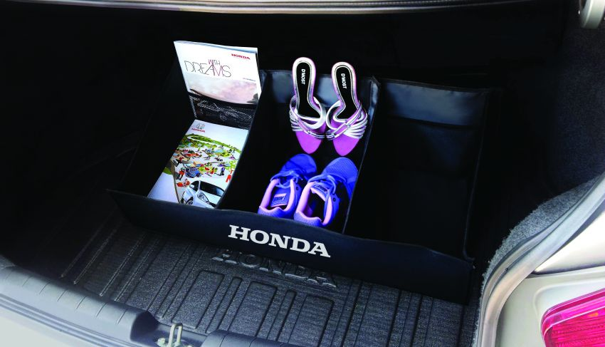 Honda City Special Edition – DVR, toll reader, RM76k Image #1008592