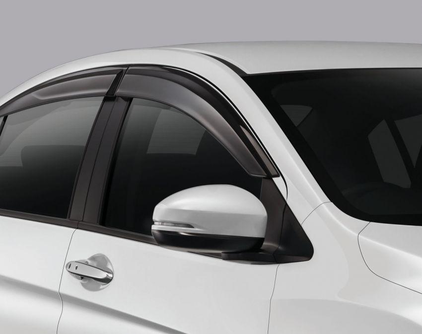 Honda City Special Edition – DVR, toll reader, RM76k Image #1008593