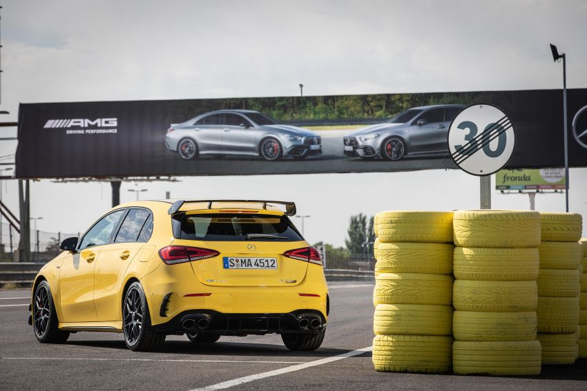 MEGA GALLERY: Mercedes-AMG A45, CLA45 4Matic+ Image #996615