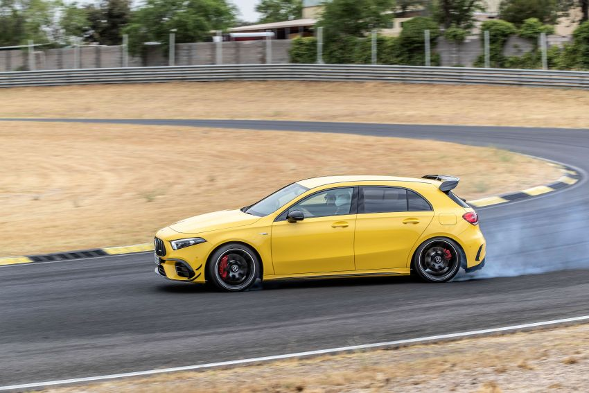 The new Mercedes-AMG performance compact cars Madrid 2019The new Mercedes-AMG performance compact cars Madrid 2019 Image #996633