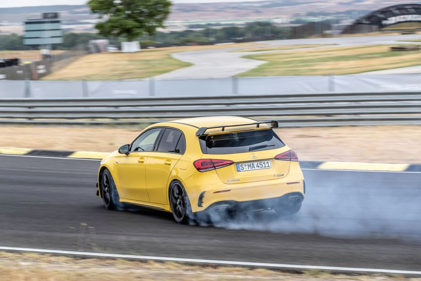 The new Mercedes-AMG performance compact cars Madrid 2019The new Mercedes-AMG performance compact cars Madrid 2019 Image #996635