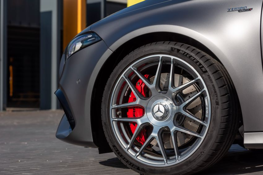The new Mercedes-AMG performance compact cars Madrid 2019The new Mercedes-AMG performance compact cars Madrid 2019 Image #996650