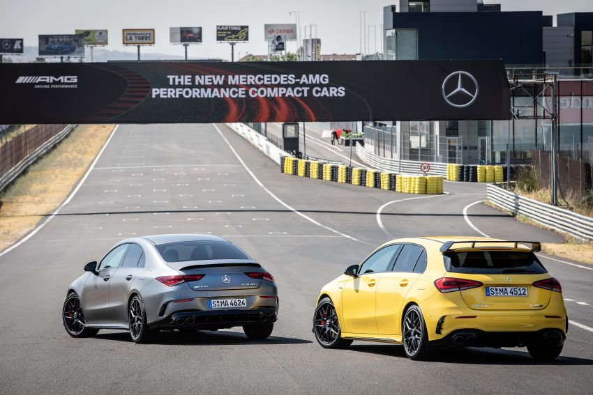 MEGA GALLERY: Mercedes-AMG A45, CLA45 4Matic+ Image #996617