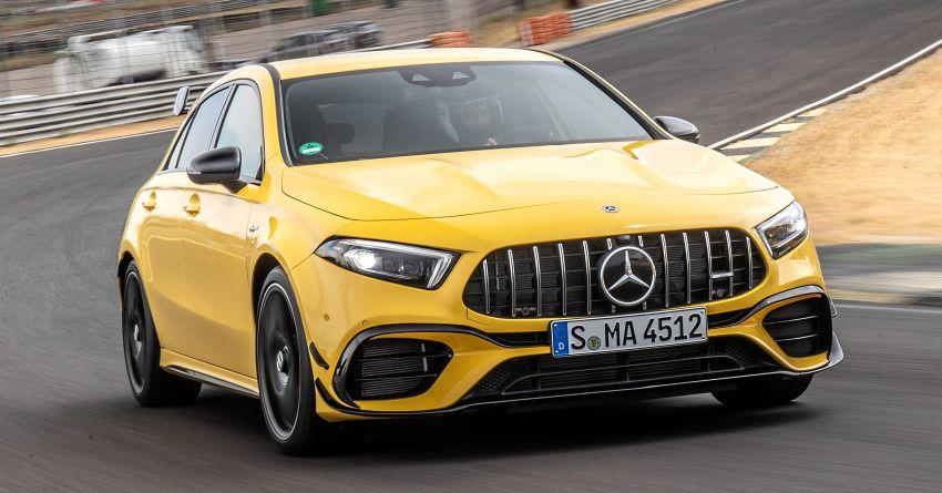 MEGA GALLERY: Mercedes-AMG A45, CLA45 4Matic+ Image #996619